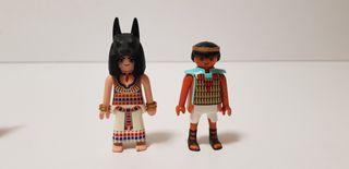 Playmobil figuras Egipto