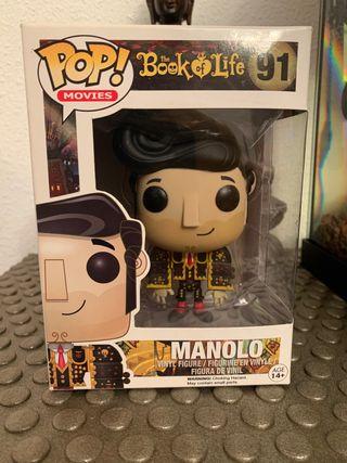 Funko pop! Manolo Sanchez .