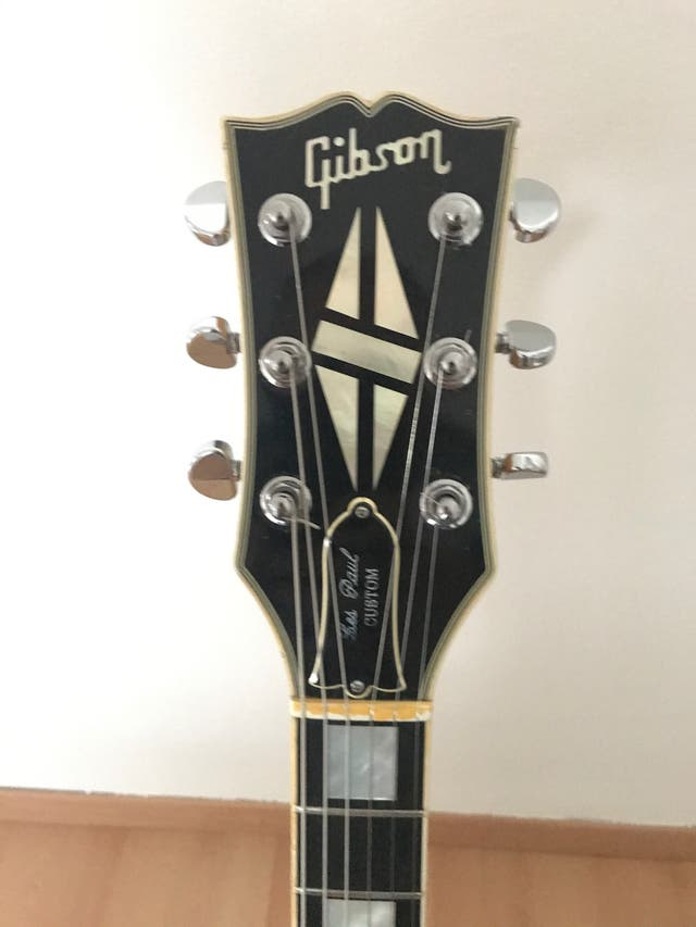 Gibson Les Paul Custom 1980