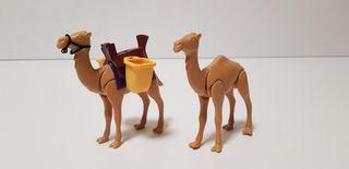 Playmobil camellos