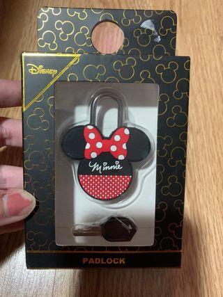 Candado Minnie Disney Nuevo