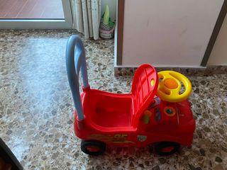 Correpasillos Rayo McQueen Cars Actividades