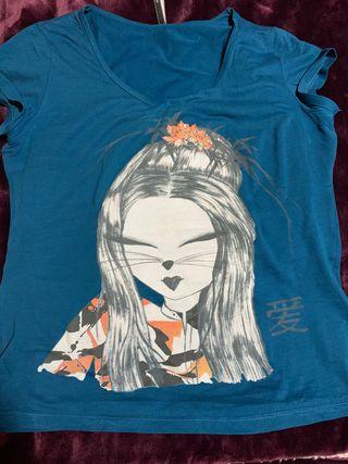 Camiseta Nieva Japonesa