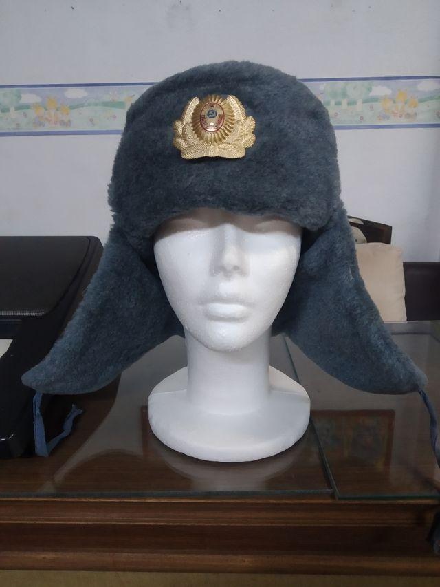 Gorro ruso