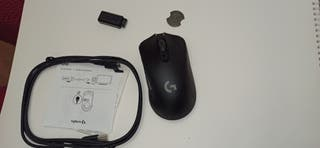 Logitech G703 Lightspeed ratón inalámbrico