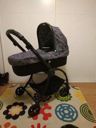 Silla y capazo de bebé TucTuc Plume Circus