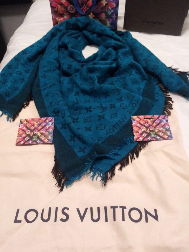 Bufanda Louis Vuitton Original