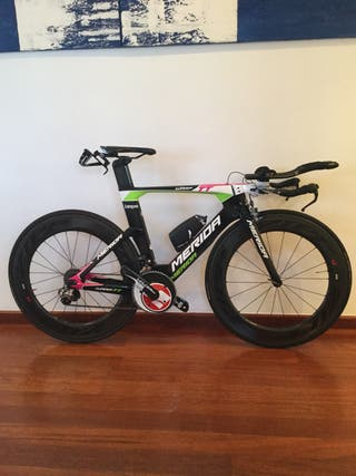 Merida tt warp lampre triatlon