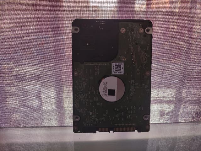 Disco duro 2,5 Western Digital