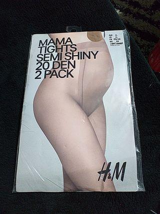 Medias de embarazada XL