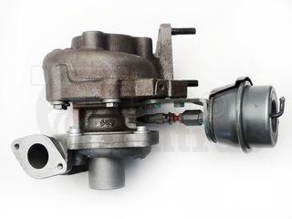 Turbo intercambio 54359880014 motor Fiat opel