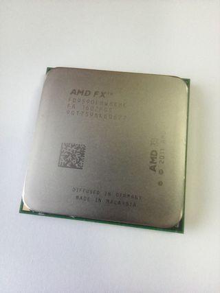Procesador AMD FX 9590 4,7 GHz AM3+