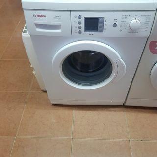 lavadora Bosh 7kg /5kg