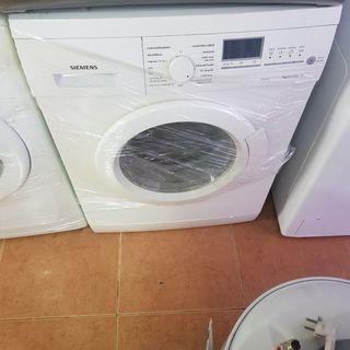lavadora Siemens 7kg semi