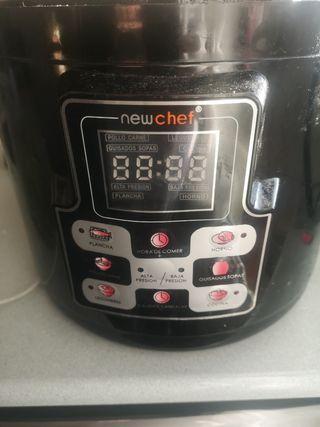 Olla programable New chef