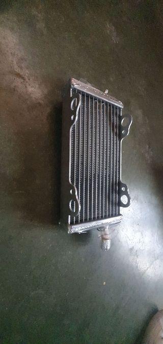 radiador de gas gas