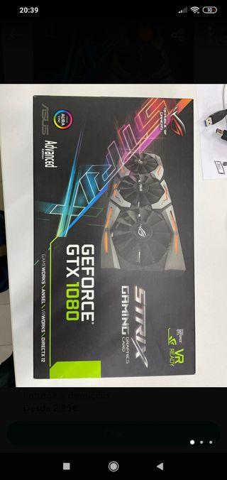 Asus Nvidia Geforce GTX 8GB
