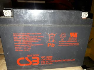 Baterias recargables CSB