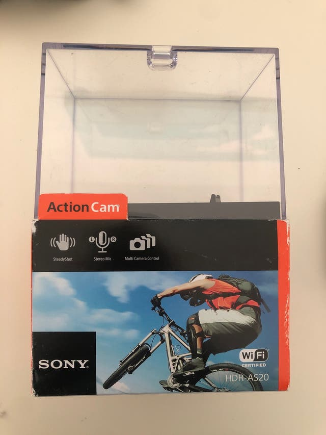 Gopro - Sony Action Cam