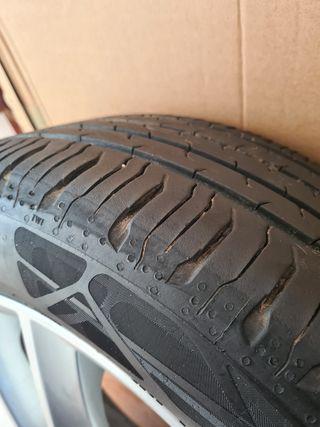 """4 Llantas 16"""" + neumáticos"""