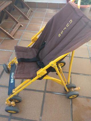Silla de paseo, carrito bebe nurse safety first