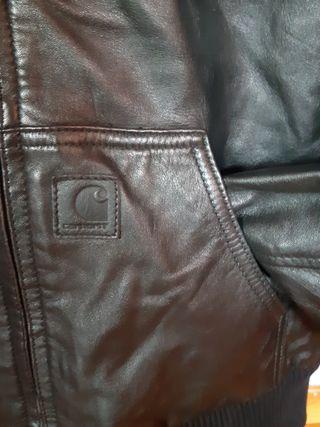 chaqueta Carhartt piel mujer talla s