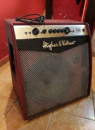 Hughes & Kettner - Ampli de bajo
