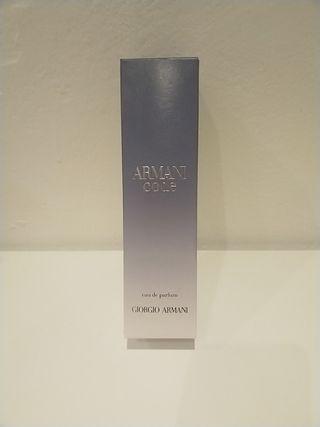 perfume Armani Code 75ml mujer