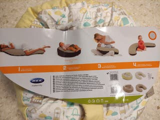 Cojín maternal y lactancia