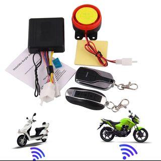 alarma moto scooter etc....