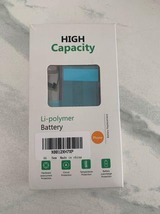 Batería IPhone 6 SIN ESTRENAR .NUEVA