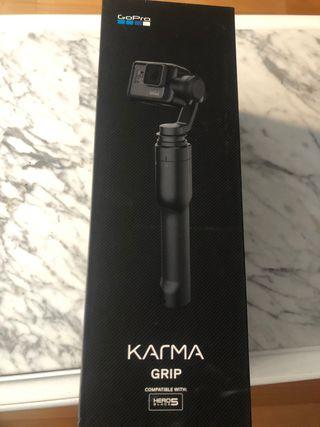 Karma grip goPro