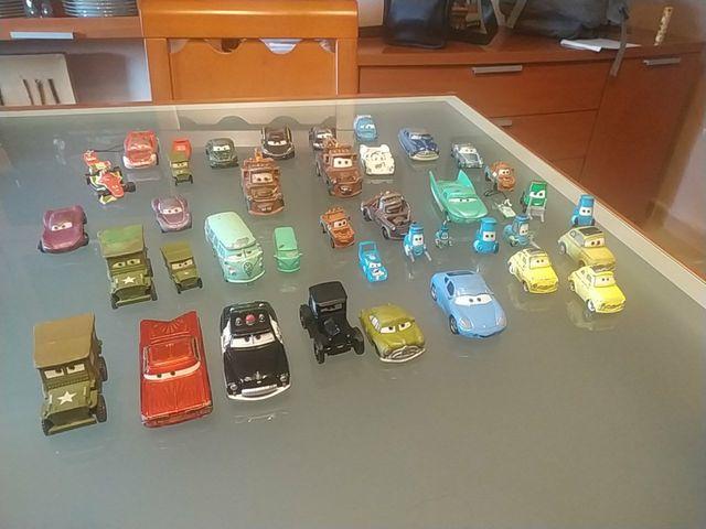 colección de Cars