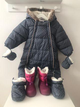 Conjunto Nieve/ Ski niña/o bebe