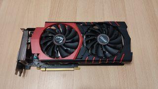 Nvidia GeForce GTX 970 MSI 4Gb DDR5