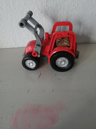 Tractor de Duplo