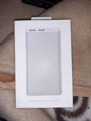 Bateria Portátil Xiaomi 10000mAH Mi power Bank 2ss
