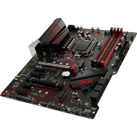 Vendo una placa base MSI Mpg Z390 Gaming Plus