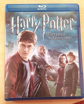 película Harry Potter y el misterio del Príncipe