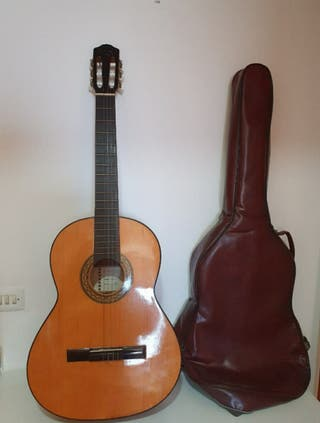 Guitarra flamenca Española