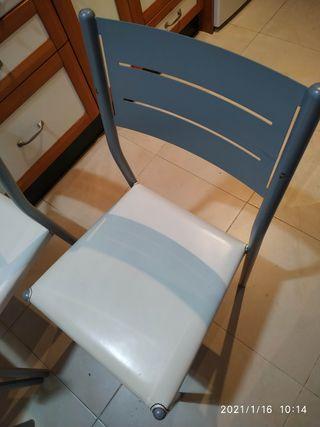 Juego de 4 sillas de cocina