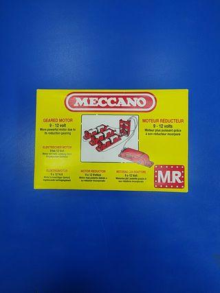 Meccano Motor