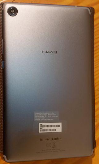 Huawei MediaPad M5 (con Google) + funda de regalo