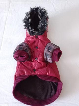 precioso abrigo de perro pequeño