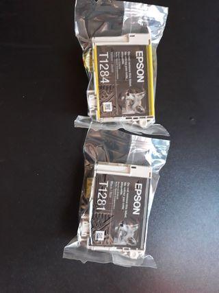Cartucho tinta EPSON T1284
