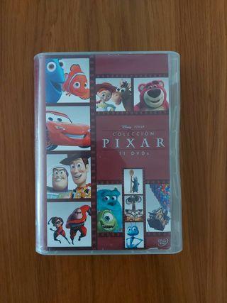 Coleccion Pixar 11 dvd