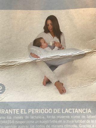 Cojín de lactancia / embarazadas
