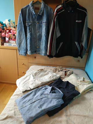 grupo de ropa