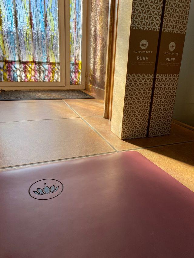 ¡¡ NUEVA !! Esterilla Lotuscrafts Yoga Pure