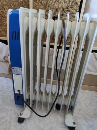Radiador/calefactor de aceite